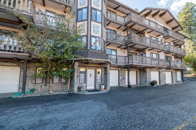 325 Division St #106, Leavenworth, WA 98826 (MLS #722559) :: Nick McLean Real Estate Group