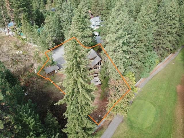 12605 Icicle Ln, Leavenworth, WA 98826 (MLS #722596) :: Nick McLean Real Estate Group