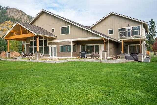 70 Snow Creek Ln, Leavenworth, WA 98826 (MLS #722609) :: Nick McLean Real Estate Group