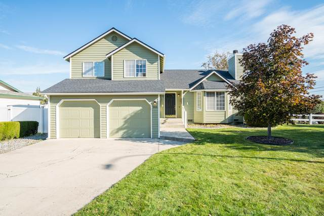 1501 Angela St, Wenatchee, WA 98801 (MLS #722633) :: Nick McLean Real Estate Group