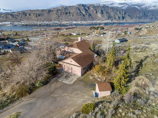 31 Holcomb Ln, East Wenatchee, WA 98802 (MLS #723026) :: Nick McLean Real Estate Group