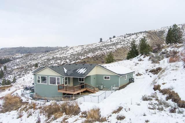 4681 Whispering Ridge Dr, Wenatchee, WA 98801 (MLS #723055) :: Nick McLean Real Estate Group