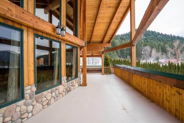 18495 Camp 12 Rd, Leavenworth, WA 98826 (MLS #723060) :: Nick McLean Real Estate Group