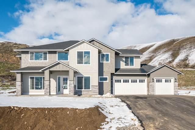 173 Diede Hills Ln, Wenatchee, WA 98801 (MLS #723189) :: Nick McLean Real Estate Group