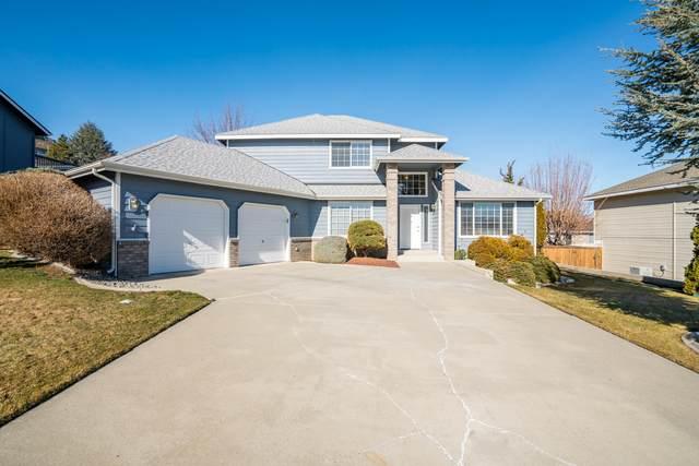 1926 Hideaway Pl, Wenatchee, WA 98801 (MLS #723225) :: Nick McLean Real Estate Group