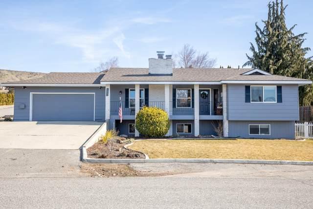 1441 N Ford Pl, East Wenatchee, WA 98802 (MLS #723284) :: Nick McLean Real Estate Group