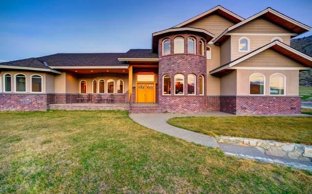 112 Mcneil Canyon Rd, Orondo, WA 98843 (MLS #723505) :: Nick McLean Real Estate Group