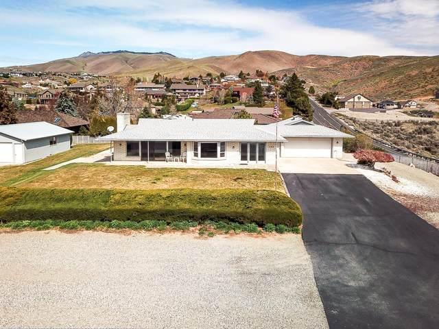 145 View Ridge Cir, Wenatchee, WA 98801 (MLS #723567) :: Nick McLean Real Estate Group