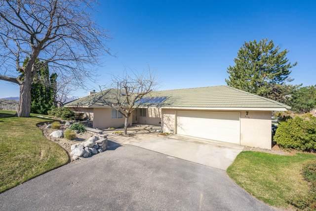 713 Desert Canyon Blvd #7, Orondo, WA 98843 (MLS #723579) :: Nick McLean Real Estate Group
