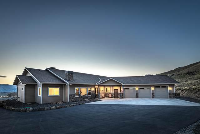 25 Sageland Rd, East Wenatchee, WA 98802 (MLS #723582) :: Nick McLean Real Estate Group