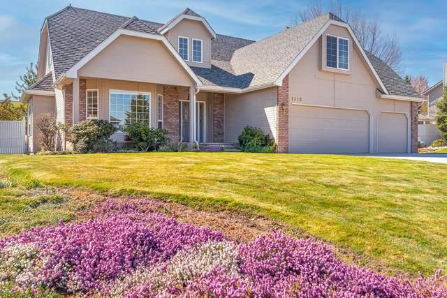 1815 Aspen Creek Ln, Wenatchee, WA 98801 (MLS #723588) :: Nick McLean Real Estate Group