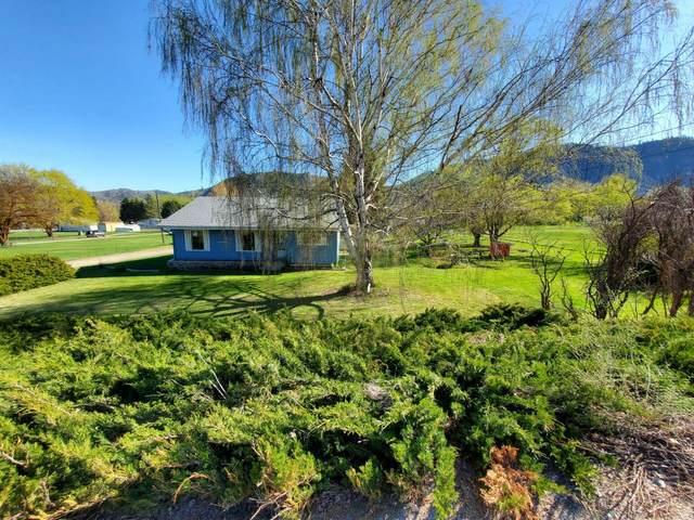 6005 Kimber Rd, Cashmere, WA 98815 (MLS #723602) :: Nick McLean Real Estate Group