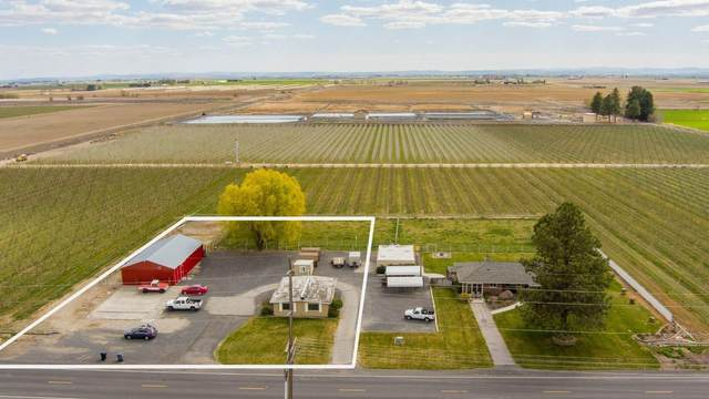 16619 NW Rd 9, Quincy, WA 98848 (MLS #723621) :: Nick McLean Real Estate Group