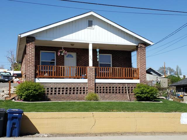 820 Cashmere St, Wenatchee, WA 98801 (MLS #723622) :: Nick McLean Real Estate Group