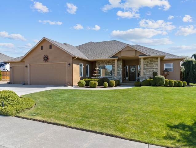 1557 Huntwood Ln #00, East Wenatchee, WA 98802 (MLS #723623) :: Nick McLean Real Estate Group