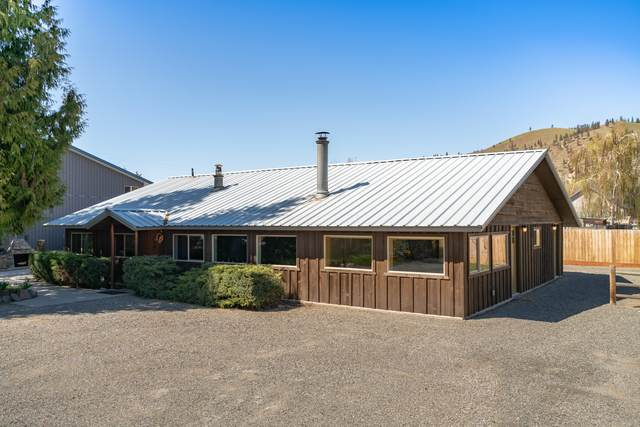 5820 Sunset Hwy, Cashmere, WA 98815 (MLS #723625) :: Nick McLean Real Estate Group