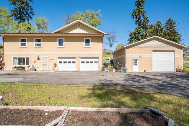 6160 Pioneer Dr, Cashmere, WA 98815 (MLS #723633) :: Nick McLean Real Estate Group