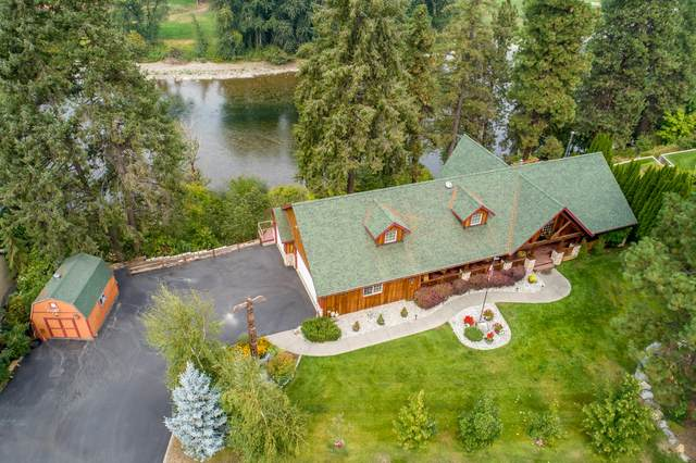 9922 Saunders Rd, Peshastin, WA 98847 (MLS #723695) :: Nick McLean Real Estate Group