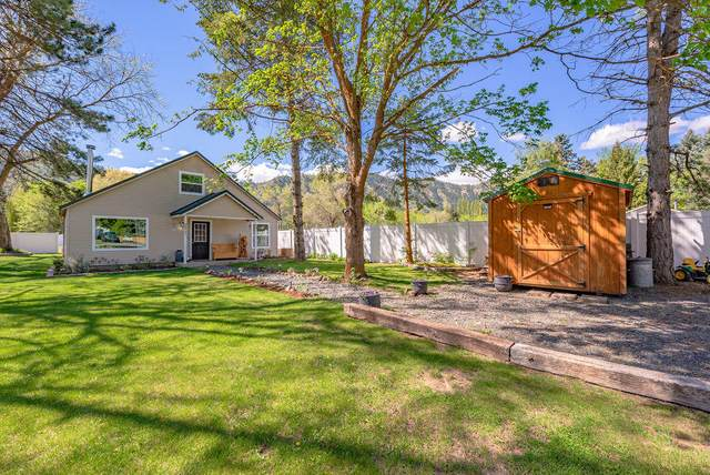 5907 Pioneer Dr, Cashmere, WA 98815 (MLS #723709) :: Nick McLean Real Estate Group