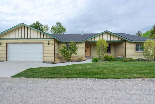 5167 Mission Creek Rd, Cashmere, WA 98815 (MLS #723736) :: Nick McLean Real Estate Group