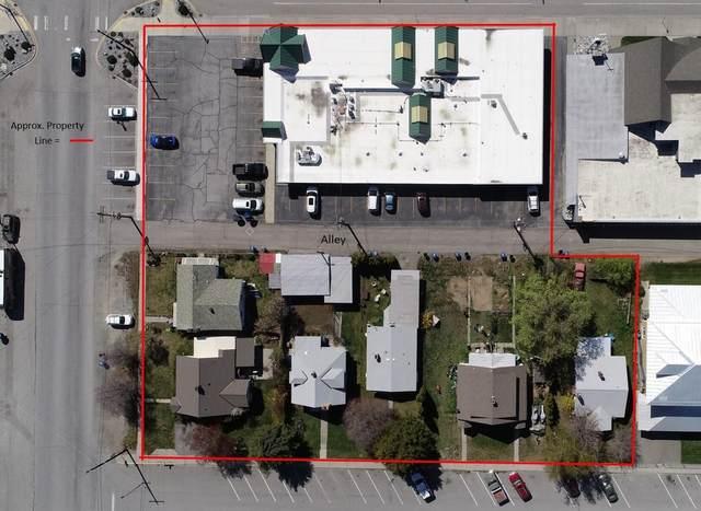 219 E Johnson Ave, Chelan, WA 98816 (MLS #723776) :: Nick McLean Real Estate Group