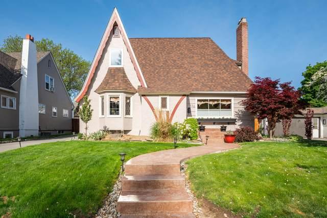 130 N Franklin Ave, Wenatchee, WA 98801 (MLS #723800) :: Nick McLean Real Estate Group