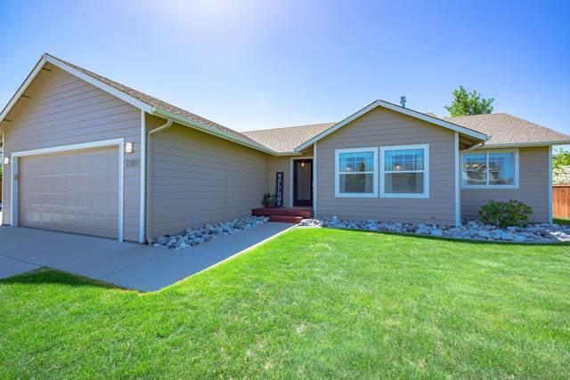2383 Herndon Dr, East Wenatchee, WA 98802 (MLS #723801) :: Nick McLean Real Estate Group