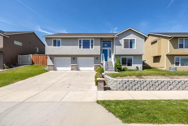 2124 W Honeysett Rd, Wenatchee, WA 98801 (MLS #723804) :: Nick McLean Real Estate Group