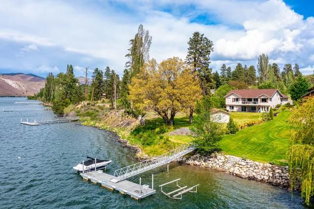 19 New Horizon Dr, Orondo, WA 98843 (MLS #723854) :: Nick McLean Real Estate Group