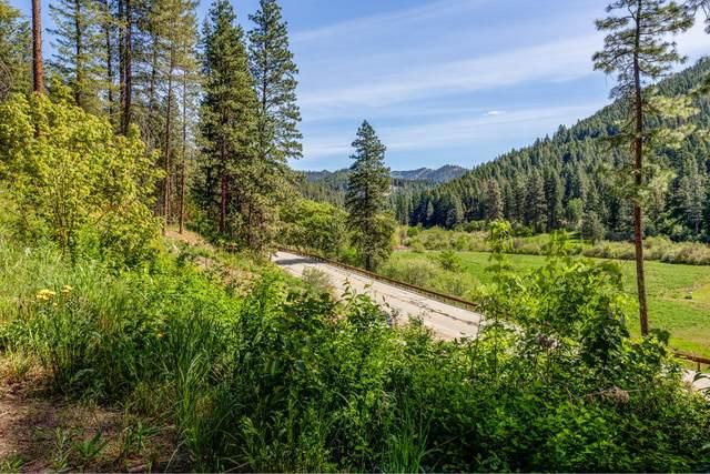 11200 Eagle Creek Rd, Leavenworth, WA 98826 (MLS #723864) :: Nick McLean Real Estate Group