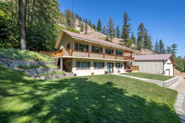 1550 Mission Creek Rd, Cashmere, WA 98815 (MLS #724054) :: Nick McLean Real Estate Group