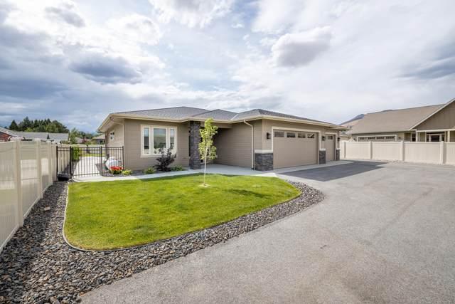 3512 Dianna Way, Wenatchee, WA 98801 (MLS #724090) :: Nick McLean Real Estate Group
