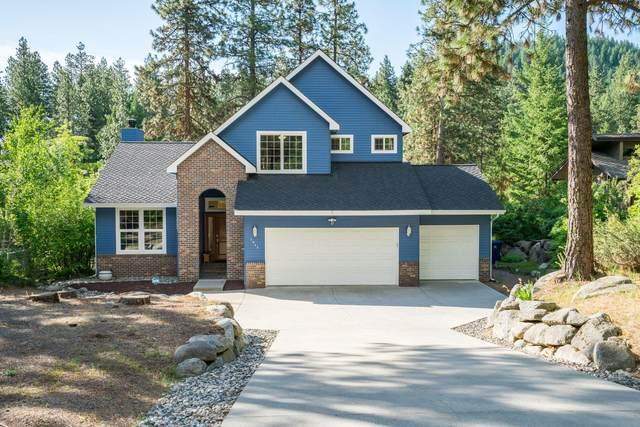 1517 Alpensee Strasse, Leavenworth, WA 98826 (MLS #724091) :: Nick McLean Real Estate Group
