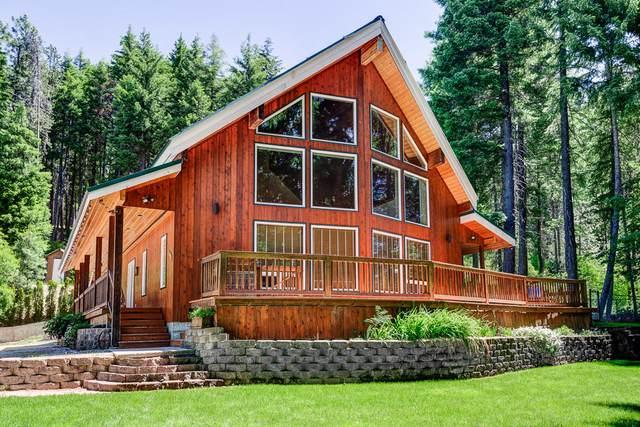 2452 Salal Dr, Leavenworth, WA 98826 (MLS #724096) :: Nick McLean Real Estate Group