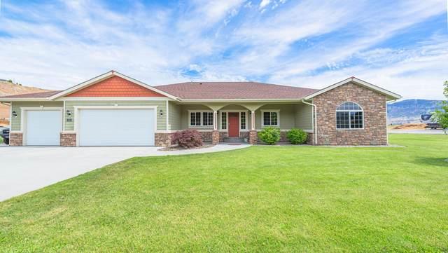 1225 S Stark Ave, East Wenatchee, WA 98802 (MLS #724121) :: Nick McLean Real Estate Group