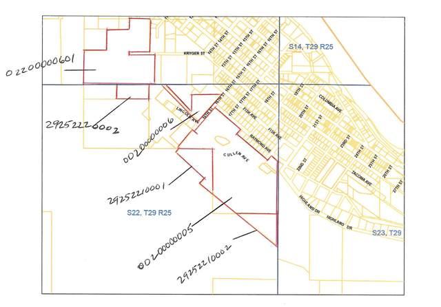 NNA NW 16th St, Bridgeport, WA 98813 (MLS #724221) :: Nick McLean Real Estate Group