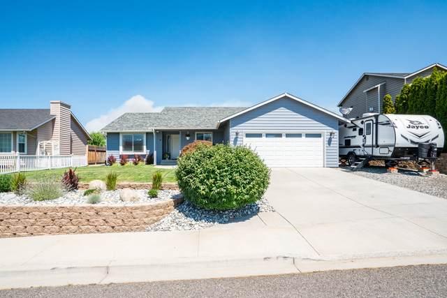 1925 Bluegrass Ave, East Wenatchee, WA 98802 (MLS #724378) :: Nick McLean Real Estate Group