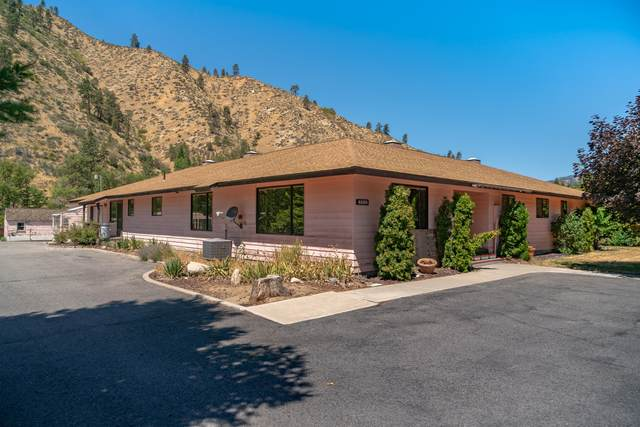 4680 Mission Creek Rd, Cashmere, WA 98815 (MLS #724422) :: Nick McLean Real Estate Group