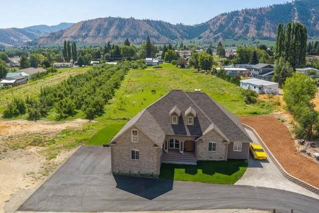 6015 Webster Way, Cashmere, WA 98815 (MLS #724713) :: Nick McLean Real Estate Group
