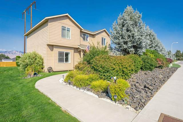 58 S Mary Ave, East Wenatchee, WA 98802 (MLS #724754) :: Nick McLean Real Estate Group