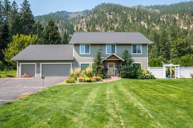 7970 Icicle Rd, Leavenworth, WA 98826 (MLS #724778) :: Nick McLean Real Estate Group