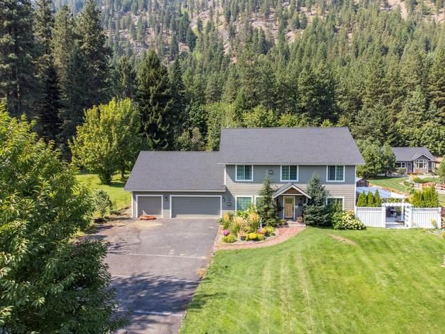 7970 Icicle Rd, Leavenworth, WA 98826 (MLS #724779) :: Nick McLean Real Estate Group