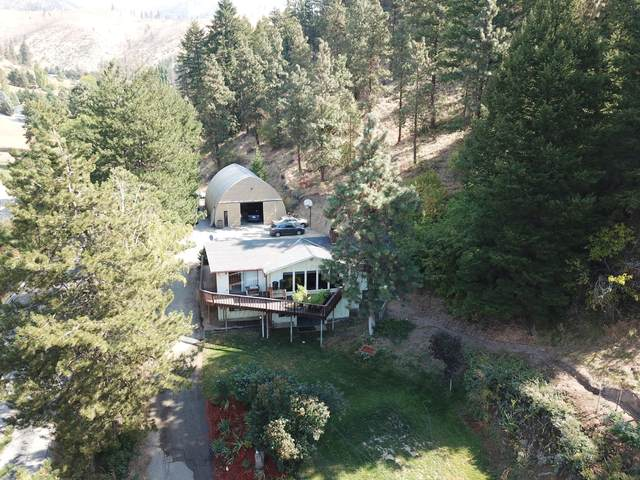 6855 Olalla Canyon Rd, Cashmere, WA 98815 (MLS #724814) :: Nick McLean Real Estate Group