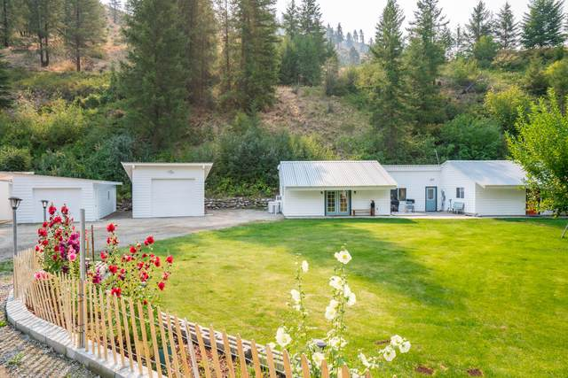 1571 Mission Creek Rd, Cashmere, WA 98815 (MLS #724817) :: Nick McLean Real Estate Group