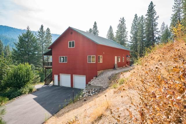 3991 Camas Creek Rd, Peshastin, WA 98847 (MLS #724822) :: Nick McLean Real Estate Group