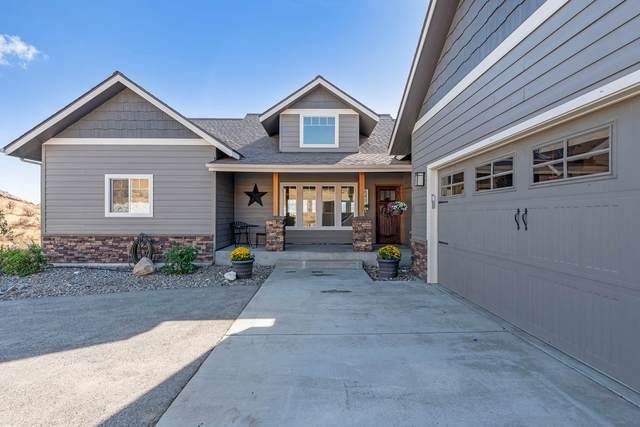 448 W Rolling Hills Ln, Wenatchee, WA 98801 (MLS #724899) :: Nick McLean Real Estate Group