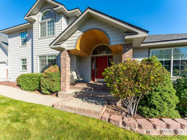 2211 Ashley Brooke, Wenatchee, WA 98801 (MLS #724930) :: Nick McLean Real Estate Group