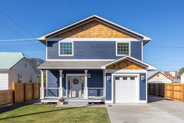 314 Chapel St, Cashmere, WA 98815 (MLS #724935) :: Nick McLean Real Estate Group
