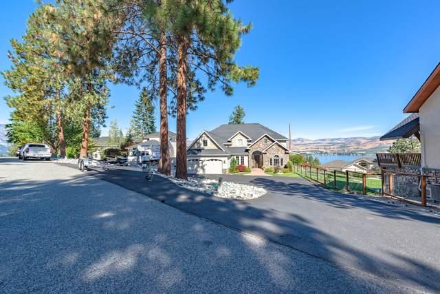 4120 Lakeview Pl, Chelan, WA 98816 (MLS #724963) :: Nick McLean Real Estate Group