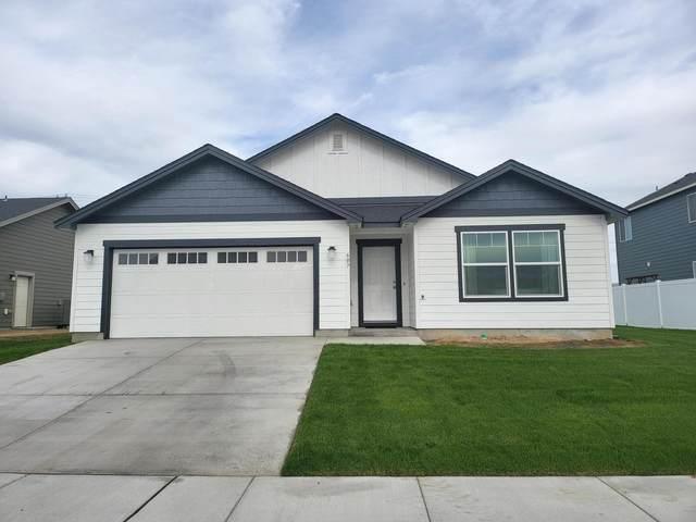 607 L. St NE, Quincy, WA 98848 (MLS #725052) :: Nick McLean Real Estate Group